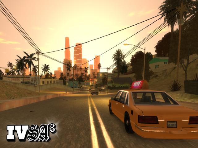 تحميل لعبة Gta حرامي السيارات 2018 للكمبيوتر برابط مباشر GTA IV