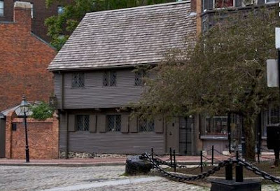 Boston Walking Tours Paul Revere House