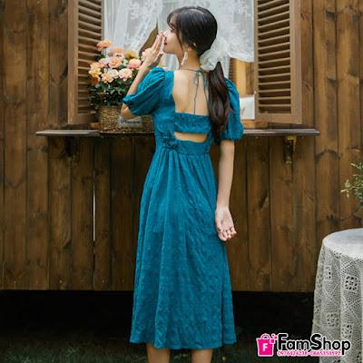 shop ban vay maxi gia re tai Lang Ha