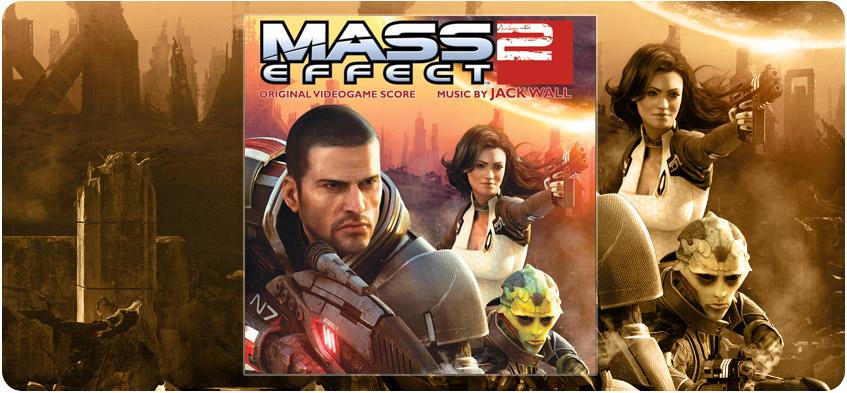 Mass effect 2 Soundtrack