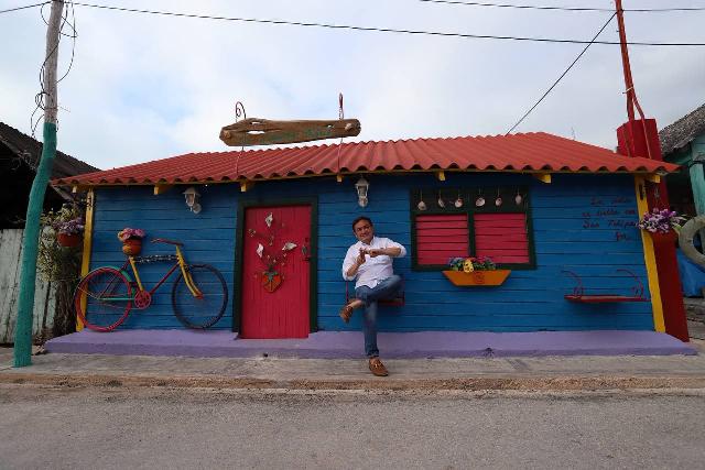 Liborio Vidal llama a fomentar el turismo