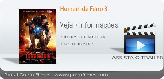 Baixar Filme Homem de Ferro 3 - Dublado