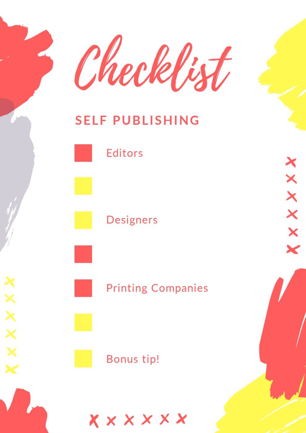 How to self publish and make money 2020
