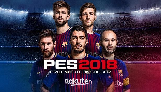 PRO EVOLUTION SOCCER 2018 - CPY