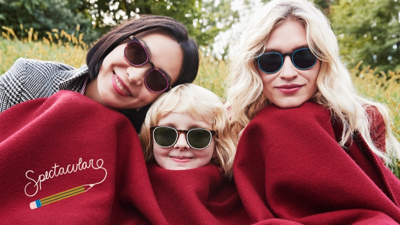 Warby Parker Percey Holiday 2019 Glasses Collection