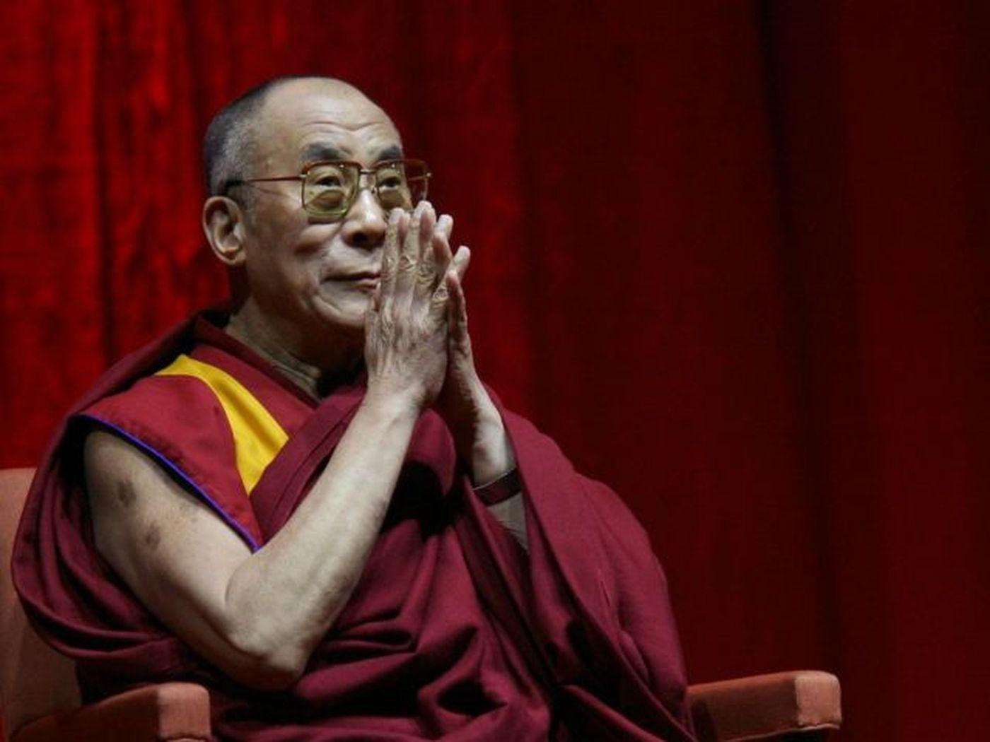 Dalai Lama scheduled to come to Birmingham walpaper