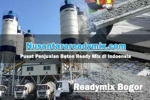 Harga Beton Ready Mix Bogor Per M3 Terbaru 2021