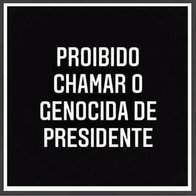 Do jeito que vai a matança pela Covid-19, Bolsonaro devia ter indicado um agente funerário para Ministro da Saúde