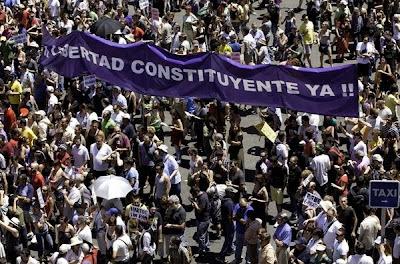 En España no hay democracia