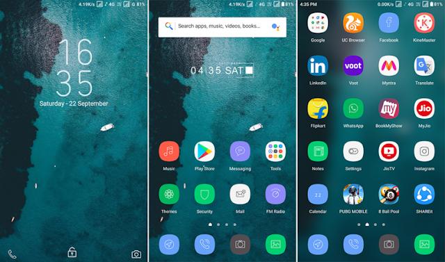 Tema Samsung Galaxy | androidepic.com