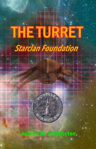 http://www.amazon.com/Turret-Starclan-Foundation-James-McAllister-ebook/dp/B00ITVK7KK/ref=la_B00DA1ZSFI_1_2?s=books&ie=UTF8&qid=1405381262&sr=1-2