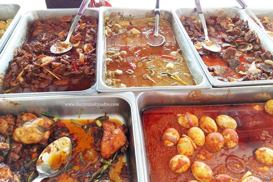 Restoran Ikan Bakar Top Alor Setar, ikan bawal goreng, air asam, restoran ikan bakar alor mengkudu, ulam ulaman, gulai kawah,