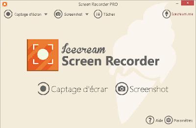 تحميل برنامج  Icecream Screen Recorder 4.85 لتصوير  شاشة الحاسوب