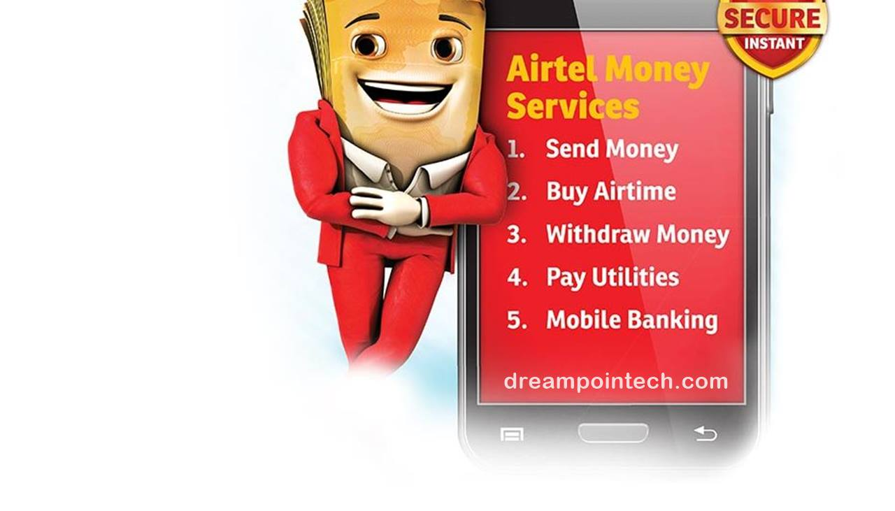 Services offered by Airtel Mobile Money in Uganda