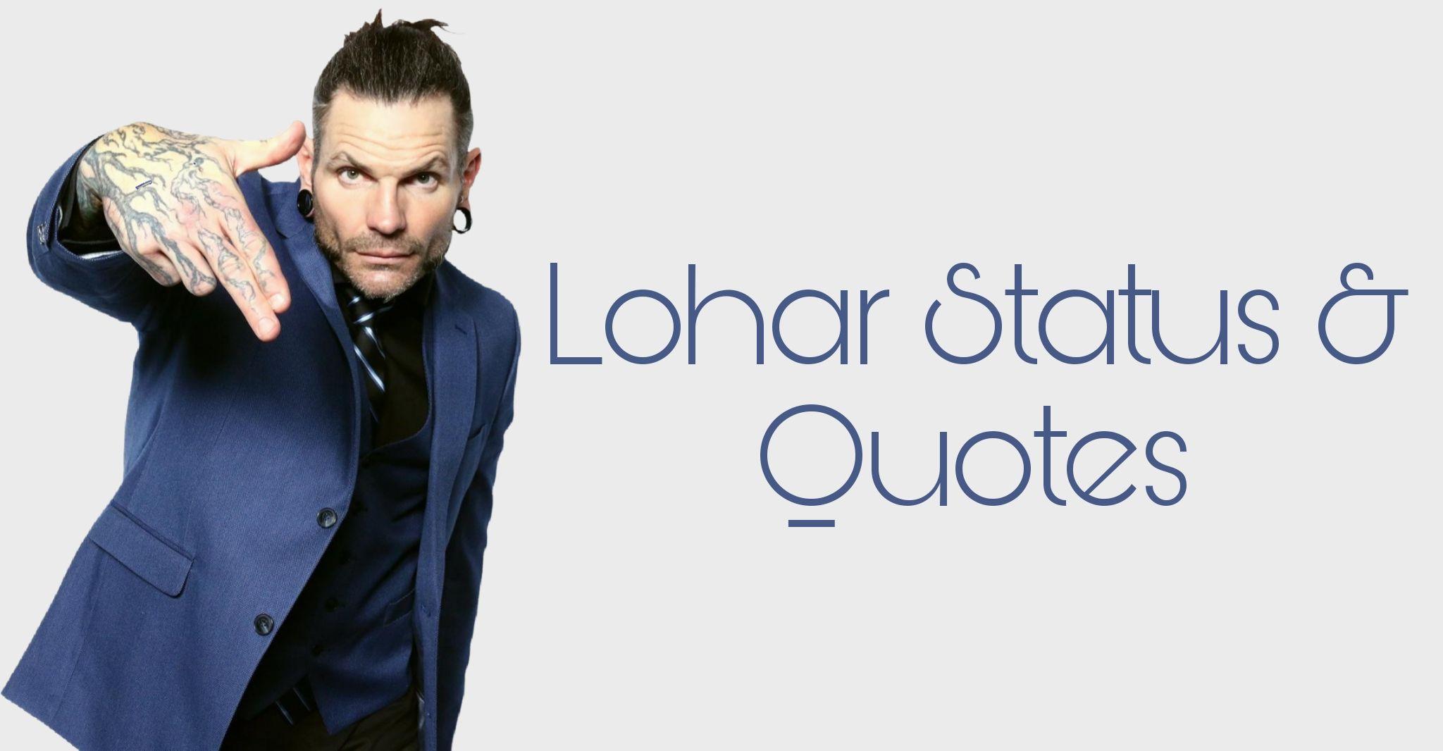 lohar Status, Lohar Wali Shayari