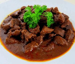 Gambar makanan khas daerah Sumatra Barat www.simplenews.me