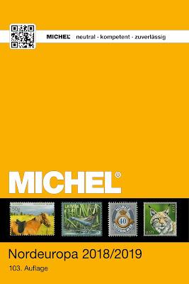 Michel luettelo pohjoismaat