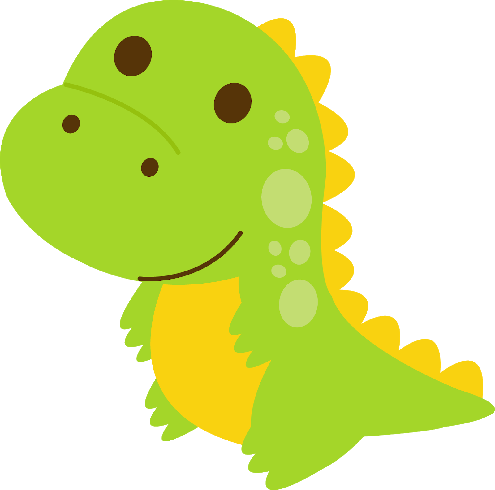 PNG: DINOSSAUROS Cute PNG
