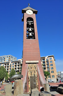 Vancouver Washington Clock Tower. This is a free image.
