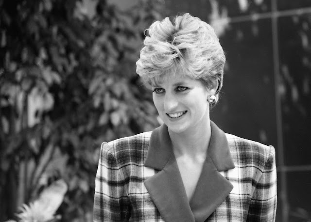 Princess Diana Short Biography