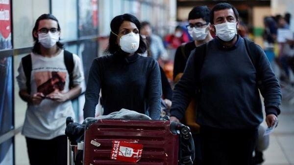 Argentina y Chile reportan nuevos casos de coronavirus