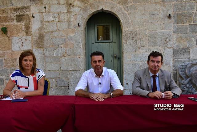 Το πολιτιστικό «Καλοκαίρι 2020» πρωταγωνιστεί στο Δήμο Ναυπλιέων και φέτος (βίντεο)
