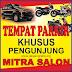 Desain Banner Parkir cdr