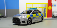 Tomica Mitsubishi Lancer Evolution X British Polic