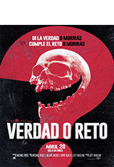 Verdad o reto (2018) BDRip 1080p Latino AC3 5.1 / ingles DTS 5.1