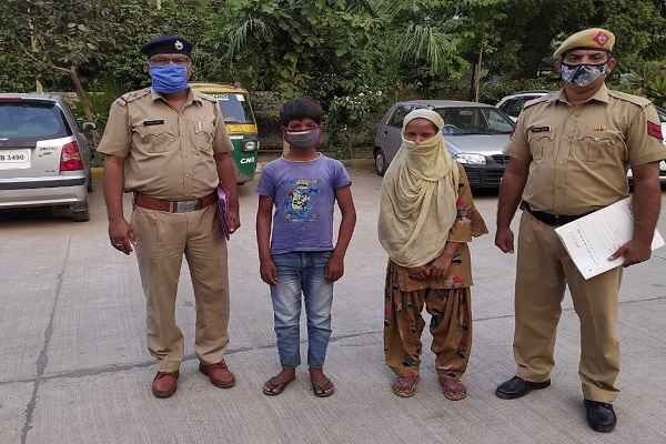 faridabad-mujesar-thana-police-find-out-2-missing-minors