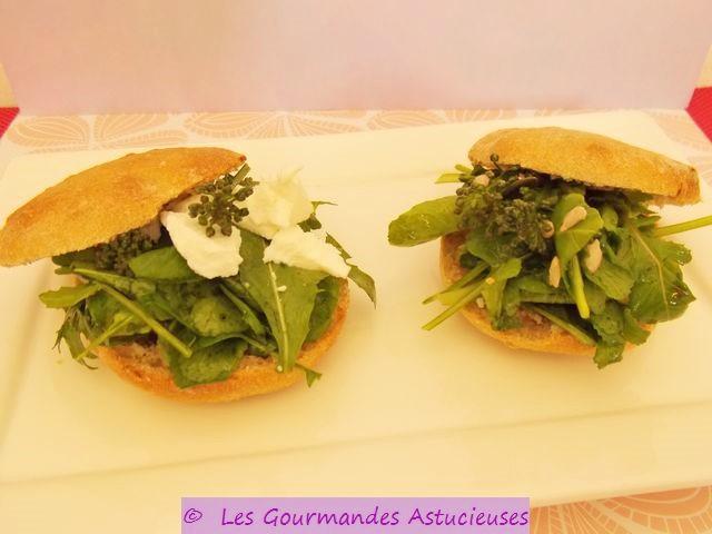 Comment faire des Mini-sandwichs ?