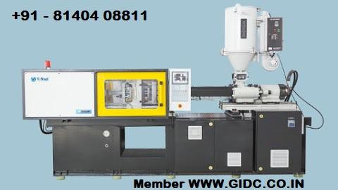 N P MACHINES - 24BWHPP4622H1ZJ 8140408811 Automatic Injection Moulding Machine