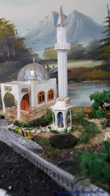 minyatür camii