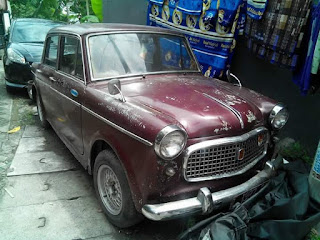 Bukalapak Mobil Antik Dijual Fiat 1100 tahun 62 Harga Dibawah Harga Biasanya