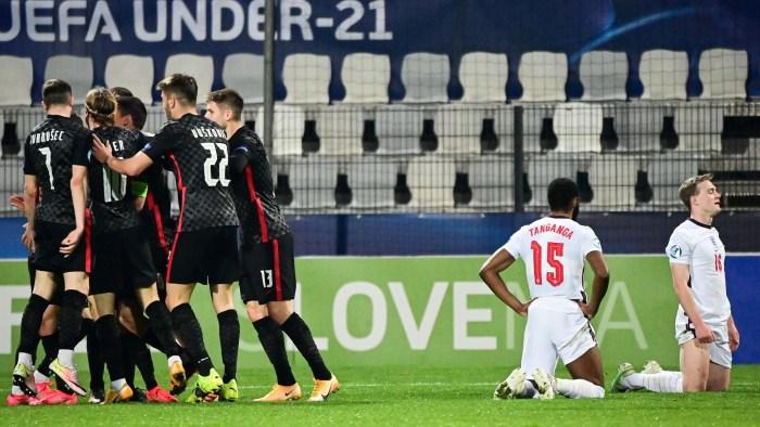 موعد مباراة منتخب انجلترا ومنتخب كرواتيا كأس الامم الاوروبيه