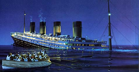 Mystery behind the Sinking of Titanic Ship