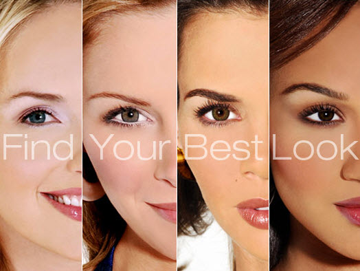 Confidence And Style Blog The Best Make Up For Your Skin Tone