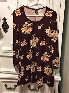 rue21 Floral Dress