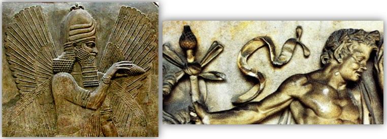 La crepa nel muro i segreti occulti della pigna nell 39 arte for I semi della pigna
