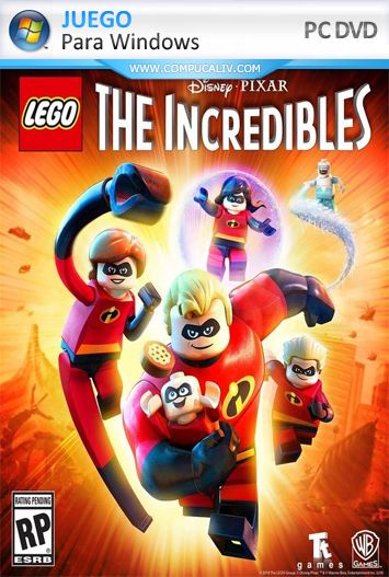 LEGO The Incredibles PC Full Español