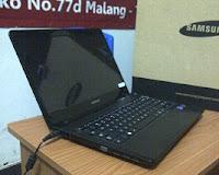 harga laptop samsung np355 malang
