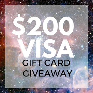 Enter the $200 Visa Gift Card Instagram Loop Giveaway. Ends 5/22
