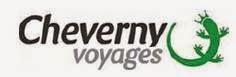 Cheverny Voyages à Cheverny - Logo