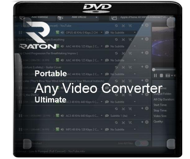Any Video Converter Ultimate Crackeado