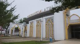 Bustanussalatin, Taman Bersejarah di Banda Aceh Kini Tampil Lebih Modern