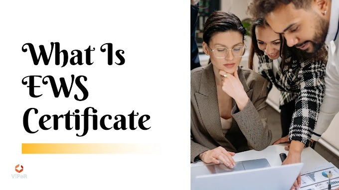 What Is EWS Certificate | Information Related To EWS Certificate