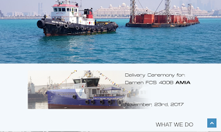 Marine core charter company dubai UAE