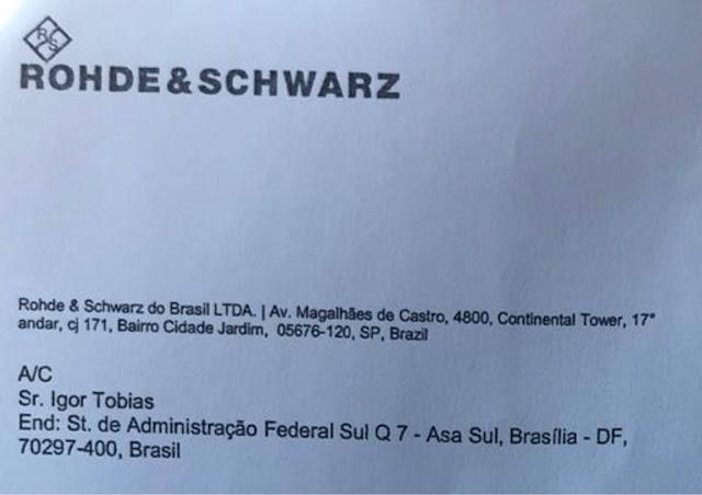 FEDEU!! Jornalista começa soltar provas de espionagem e conspiração contra Bolsonaro