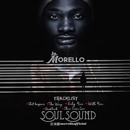 """Morello - """"Soul Sound Mixtape EP"""""""