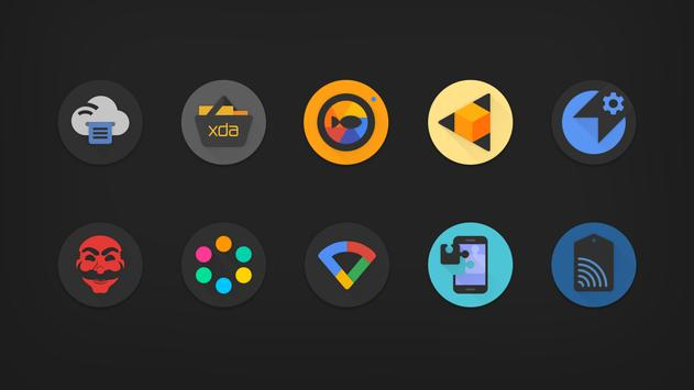 PIXELATION - Dark Pixel-inspired icons APK + Mod